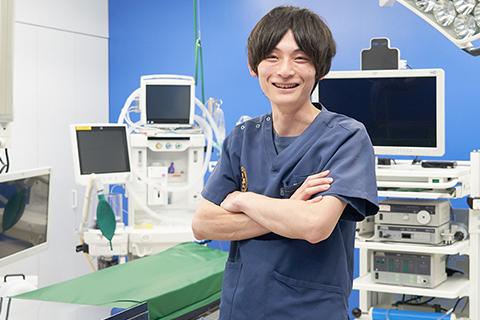浅沼(獣医師)