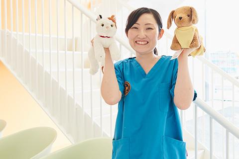 石井(動物看護師)